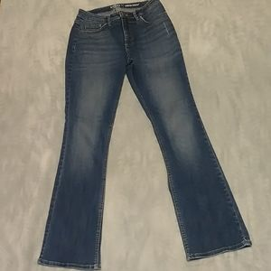 RIDERS by LEE Midrise Bootcut size 8M